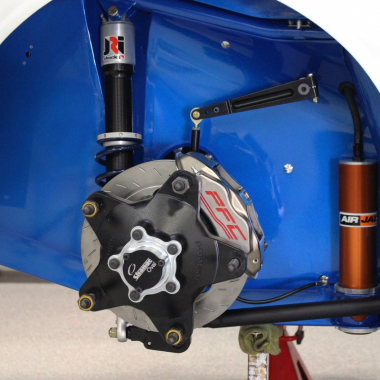 Ray Evernham - Modified Wheel wells