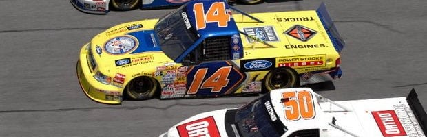 Former NASCAR driver declared guilty of enticing a minor for sexual activity