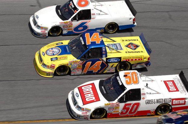 Rick Crawford - NASCAR Truck Series