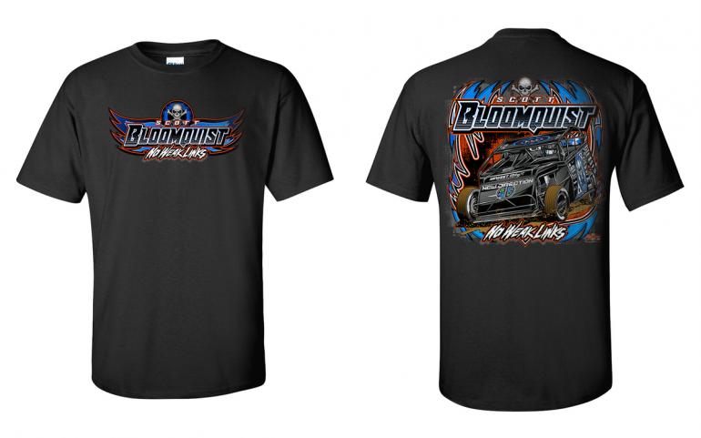 Scott-Bloomquist-Dirt-Modified-T-Shirt