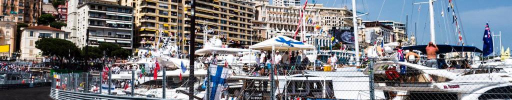 2020 Monaco Grand Prix: Canceled
