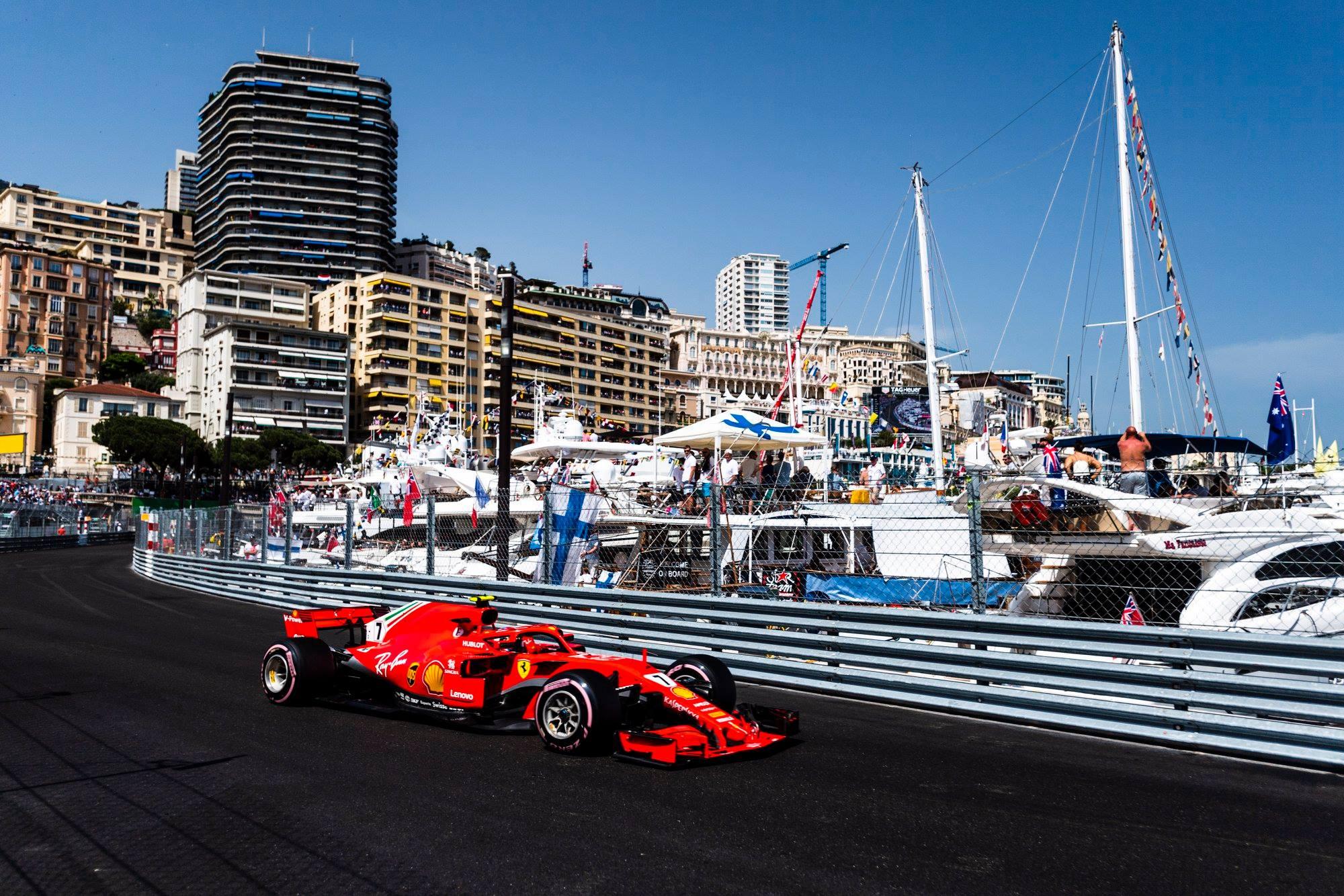 Scuderia Ferrari - Monaco Grand Prix