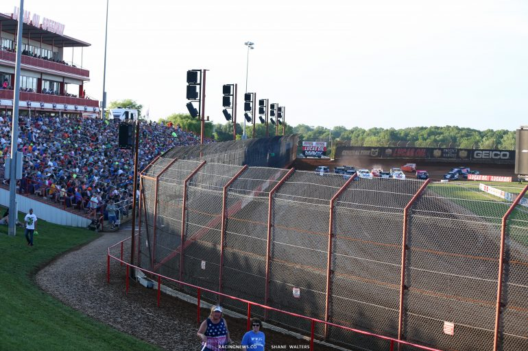 Show-Me 100 at Lucas Oil Speedway 8628