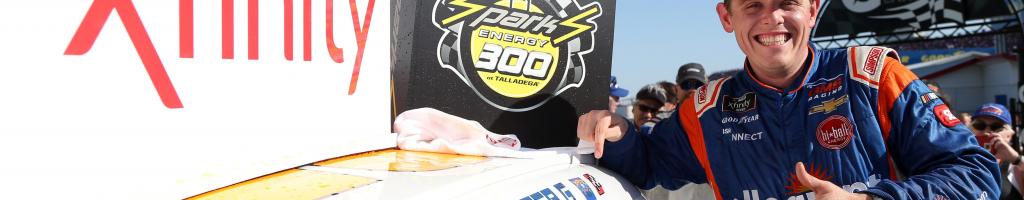 Spencer Gallagher suspended following NASCAR drug test