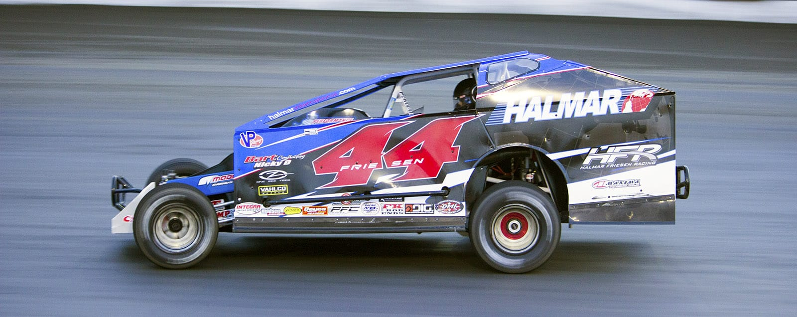 Stewart Friesen - Super DIRTcar Series modified