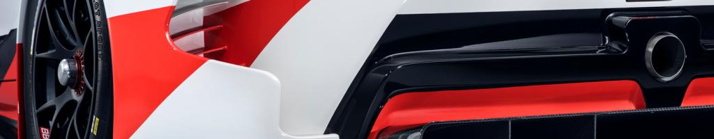 NASCAR Toyota Supra for 2019?