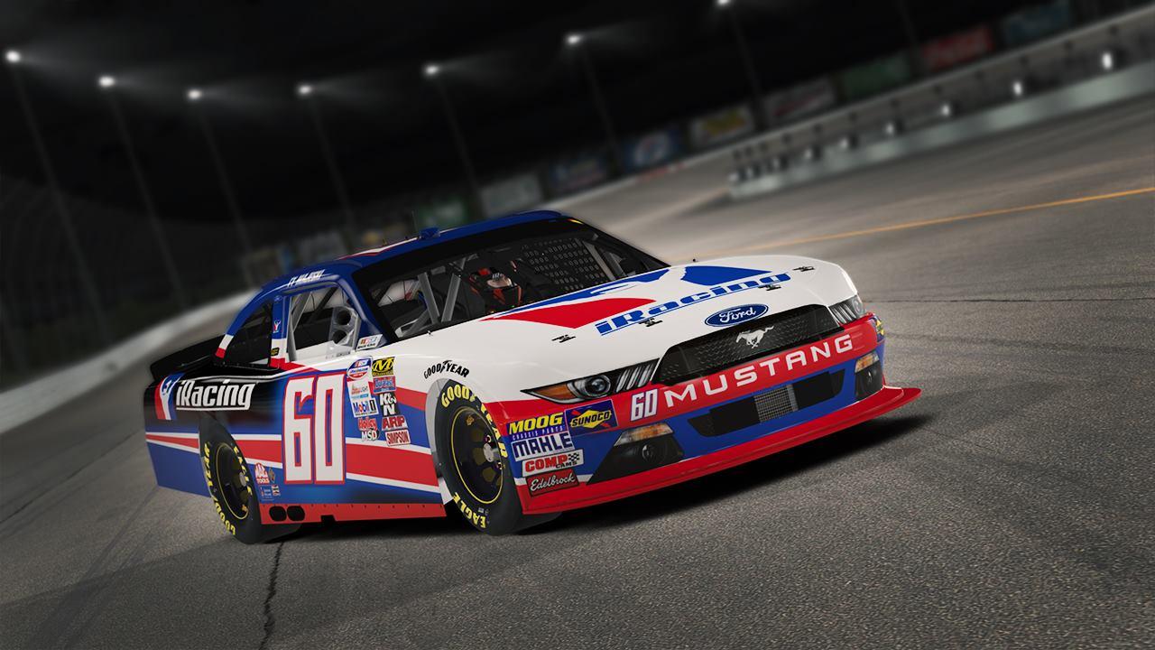 Ty Majeski - NASCAR iRacing game