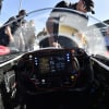 Verizon Indycar windscreen photos - Indianapolis Motor Speedway test