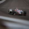 Will Power at Indianapolis Motor Speedway