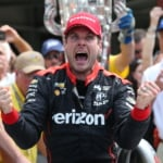 Will Power wins the 2018 Indy 500
