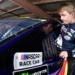 William Byron - NASCAR race car