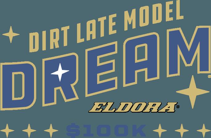 2018 Dirt Late Model Dream Logo