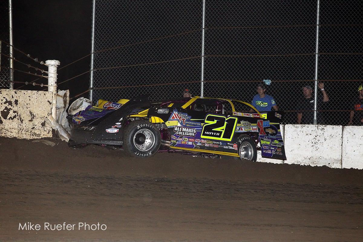 Billy Moyer Crash