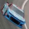 Bubba Wallace at Charlotte Motor Speedway