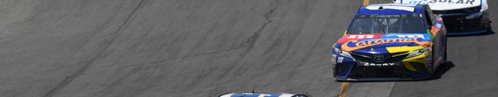 Sonoma Starting Lineup: June 2021 (NASCAR Cup Series)