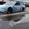Clint Bowyer at Pocono Raceway