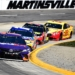Denny Hamlin at Martinsville Speedway