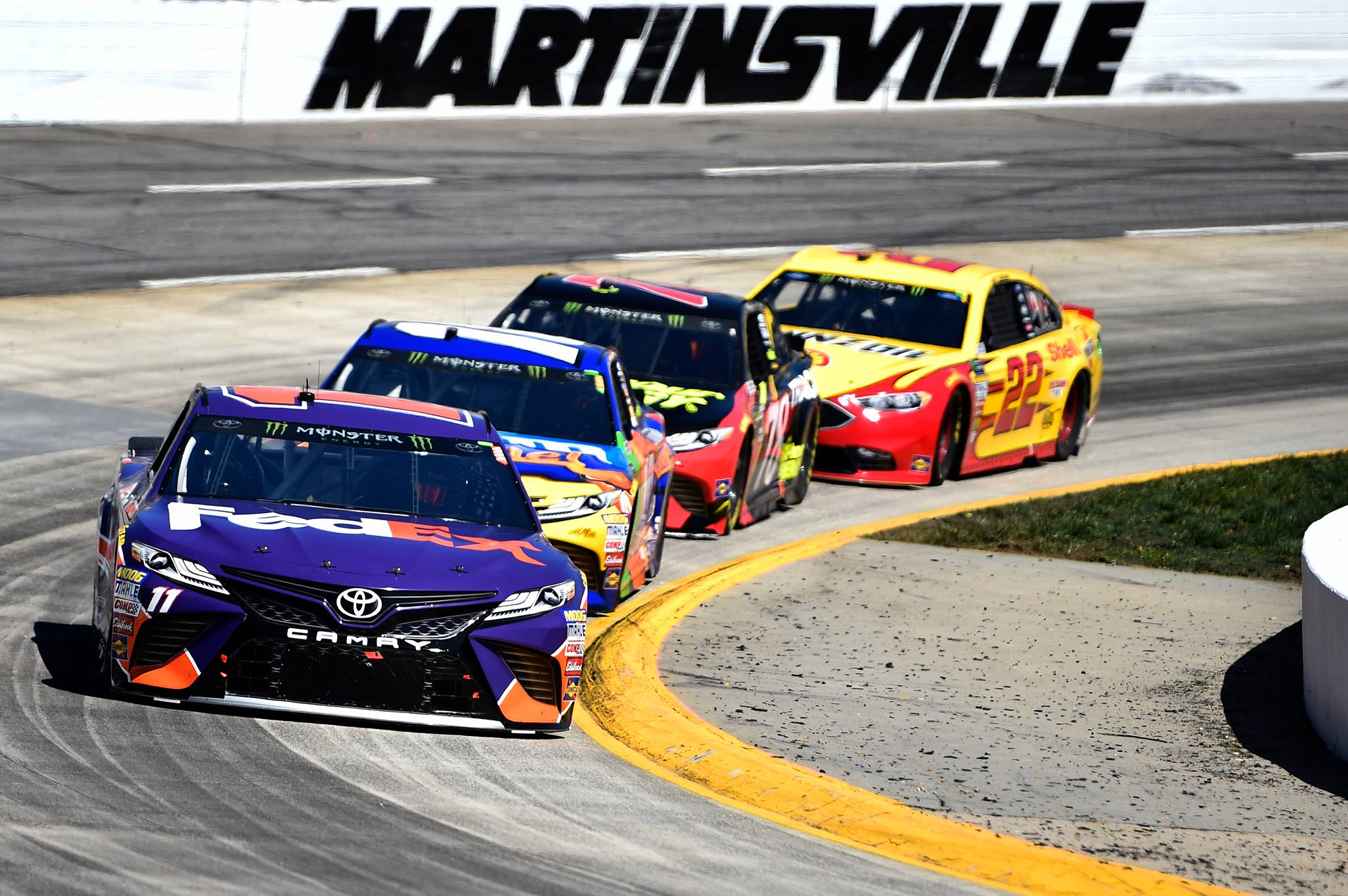 Martinsville Practice Results: October 27, 2018 – NASCAR Cup Series