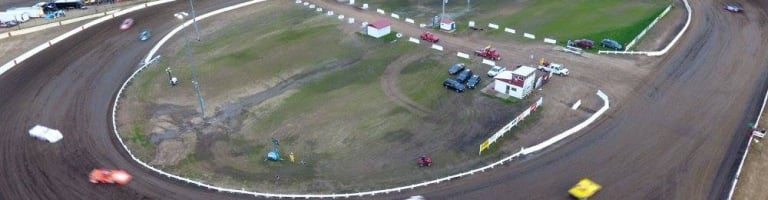 Farley Speedway suspends weekly racing