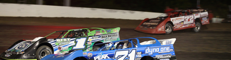 Clash at the Mag Results: June 16, 2018 – Lucas Oil Late Models