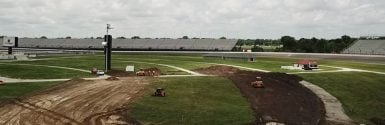 The IMS dirt track will feature the largest dirt midget payout in the country
