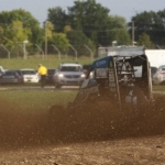Indianapolis Motor Speedway dirt track - USAC