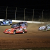 Jason Jameson, Rod Conley, Scott Bloomquist and Josh Richards at Potsmouth Raceway Park 0033