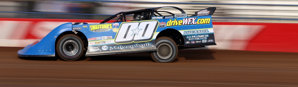 Jesse Stovall comments on dirt late model technology; The pull down rig; Track testing