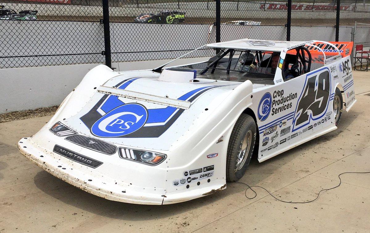 Jonathan Davenport wins at Eldora Speedway