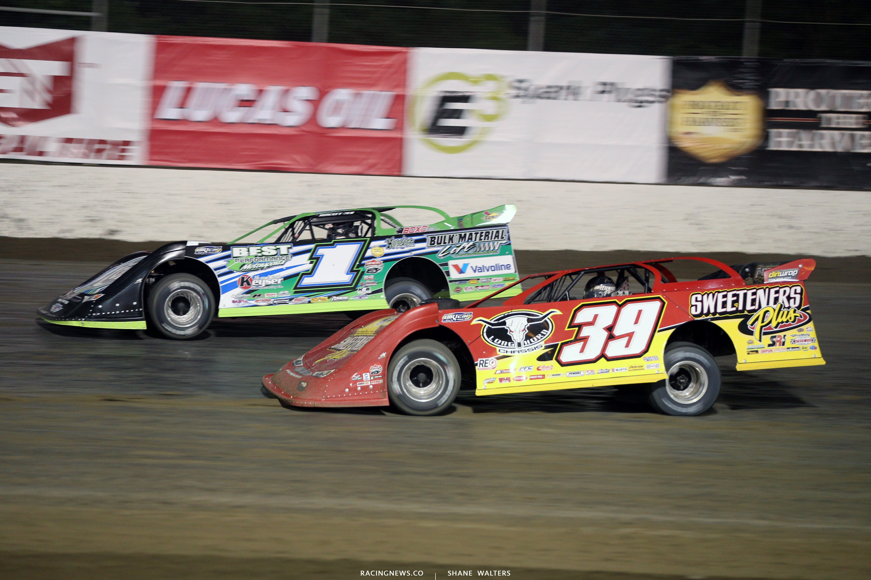 Josh Richards and Tim McCreadie - LOLMDS 9624