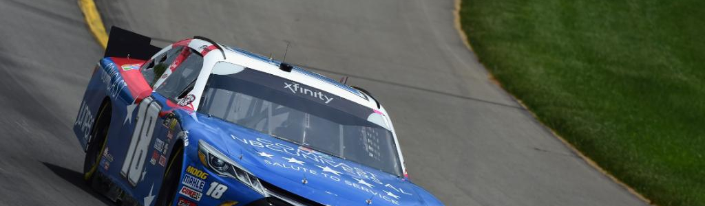 Pocono race winner fails post-race inspection