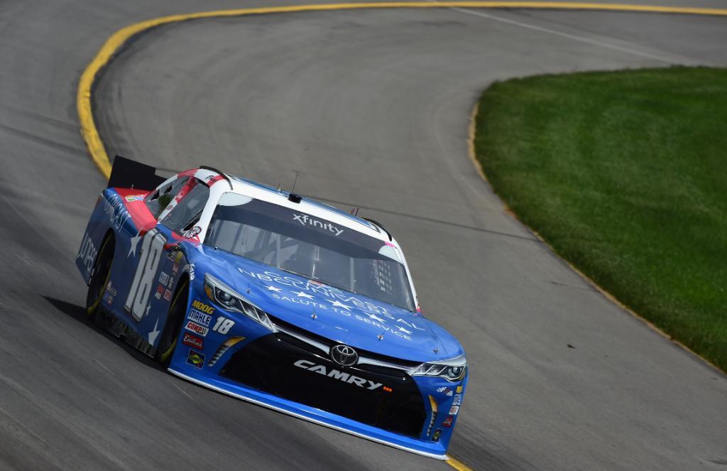 Kyle Busch at Pocono Raceway - NASCAR Xfinity Series