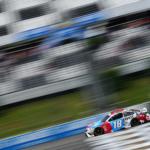 Kyle Busch at Pocono Raceway