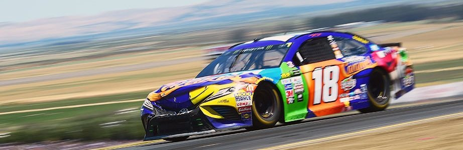 Sonoma Raceway: Practice 1 Results – June 22, 2018 – NASCAR Cup Series