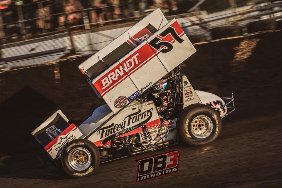 Kyle Larson - 2018 Sprint Car