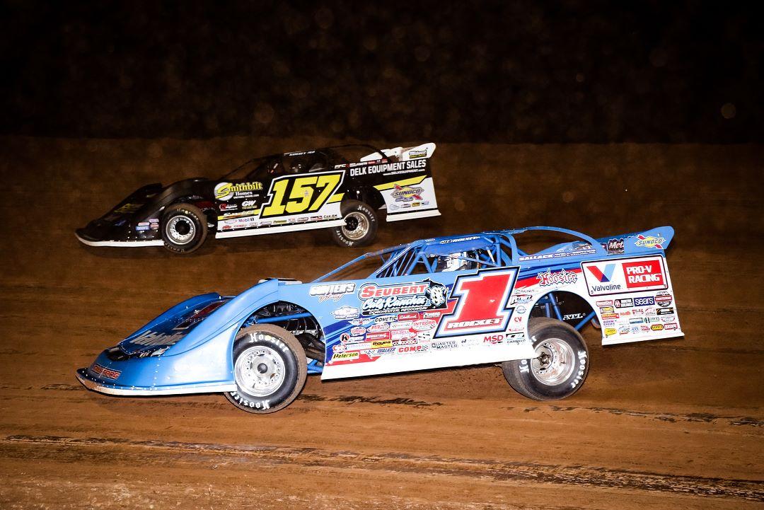 Lernerville Speedway - Firecracker 100