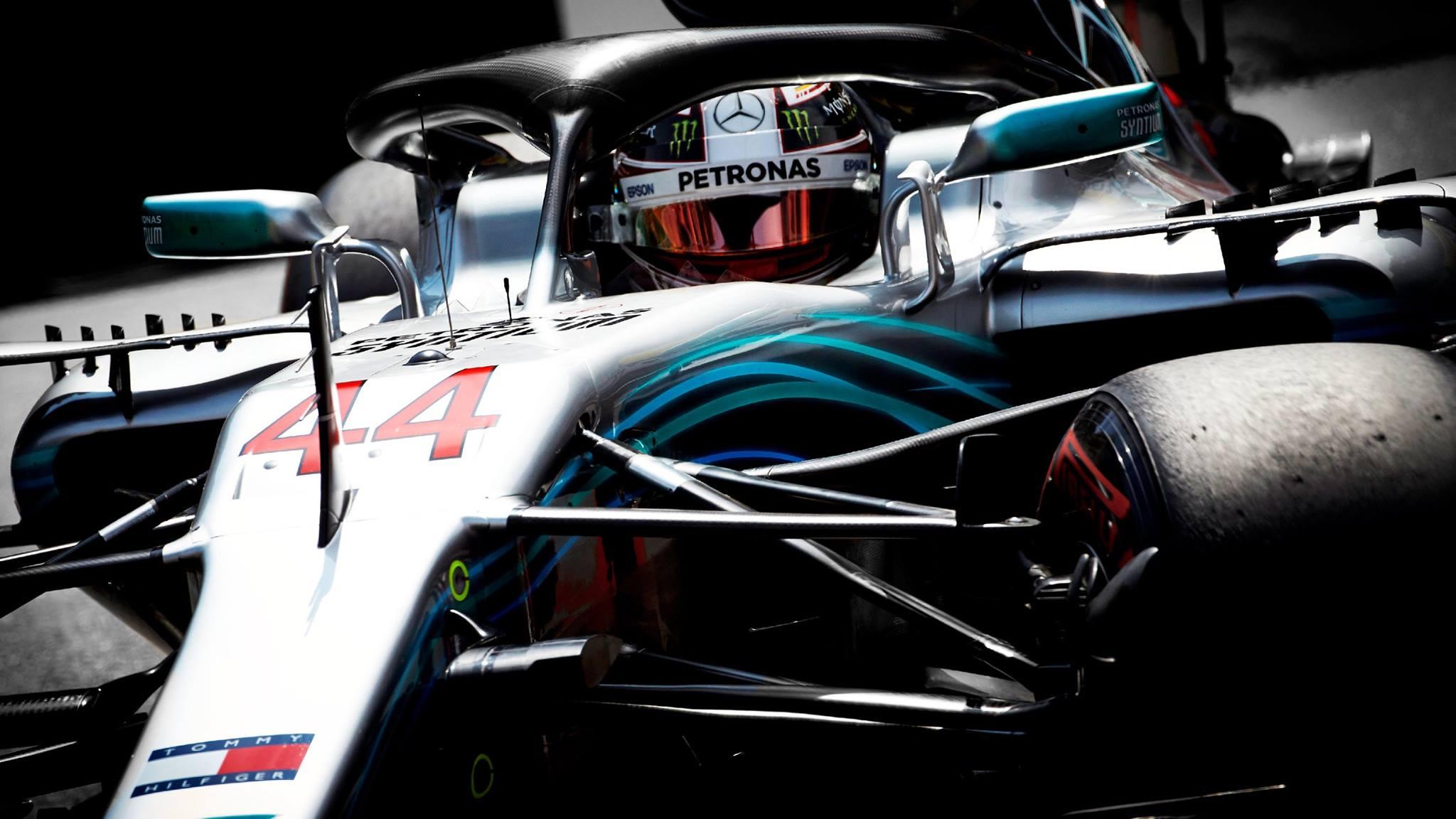 Lewis Hamilton - Halo