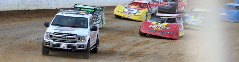 Rick Schwallie comments on Lucas Oil Late Model Dirt Series tire testing