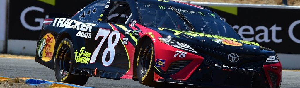 Martin Truex Jr to Joe Gibbs Racing in 2019