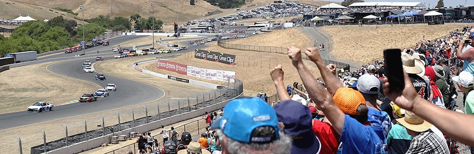 Sonoma Race Results: June 24, 2018 – NASCAR Cup Series