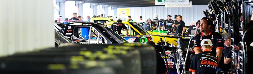 Darlington Starting Lineup: September 6, 2020 (NASCAR Truck Series)