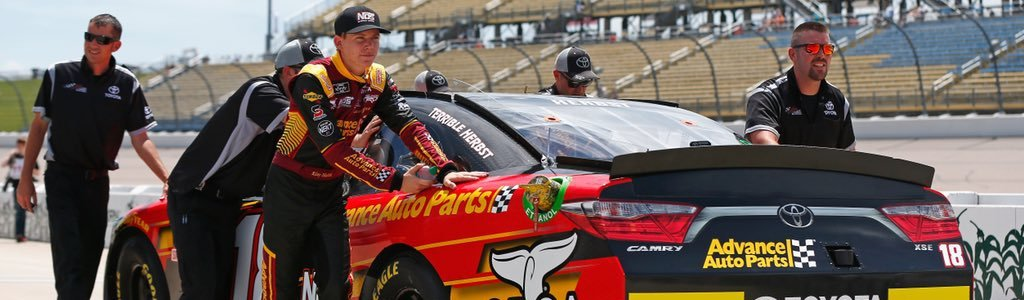 Riley Herbst feels he was pushed into a pit road speeding penalty