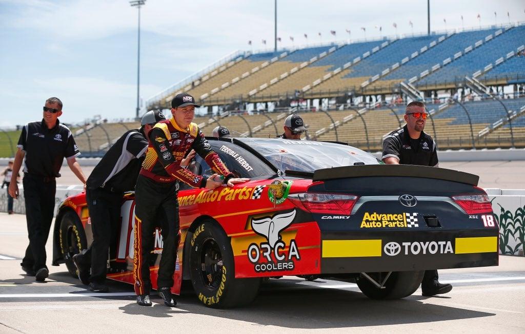 Riley Herbst - NASCAR Xfinity Series