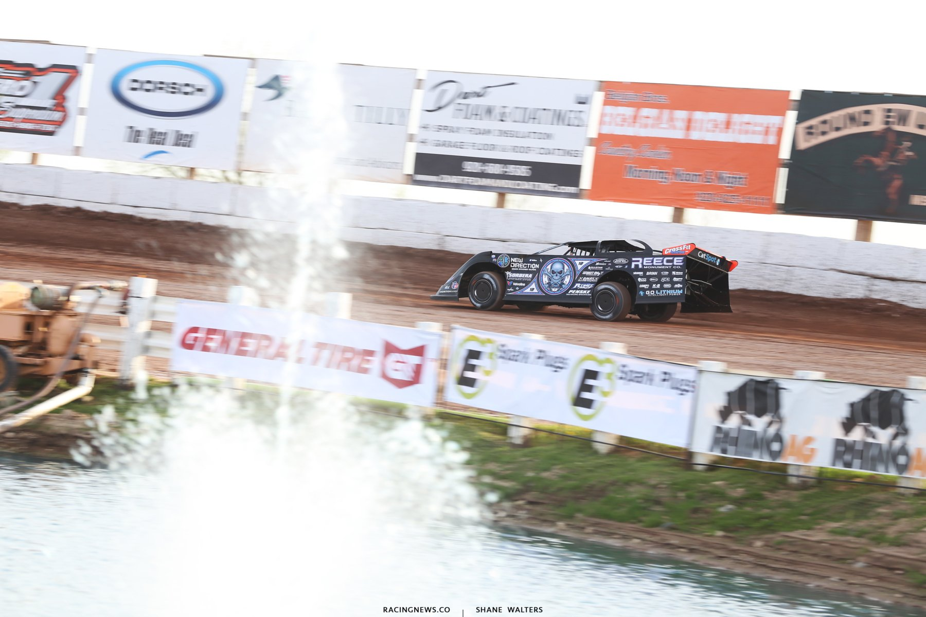 Scott Bloomquist at 141 Speedway 6122