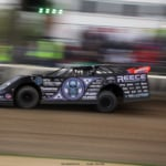 Scott Bloomquist at Deer Creek Speedway