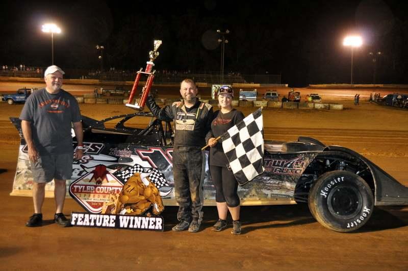 TJ Salango - Fastrak - Tyler County Speedway