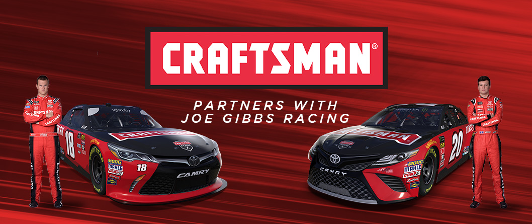 2018 Craftsman NASCAR race car