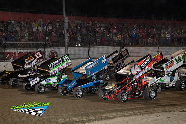 2018 Kings Royal - Eldora Speedway