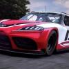2019 NASCAR Toyota Supra