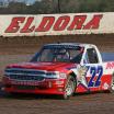 Austin Wayne Self at Eldora Speedway